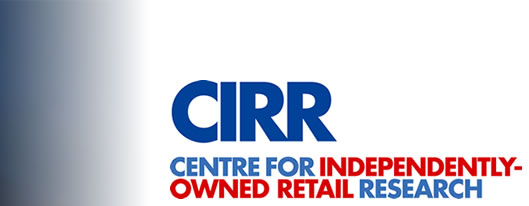 Centre for Independently Owned Retail Research logo